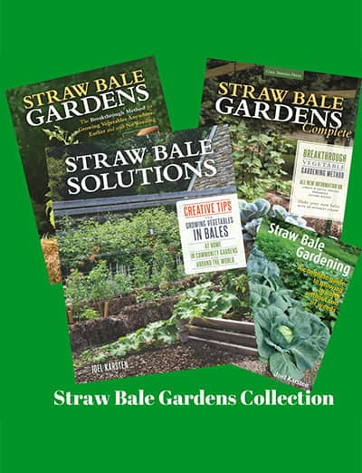 Straw Bale Garden Collection
