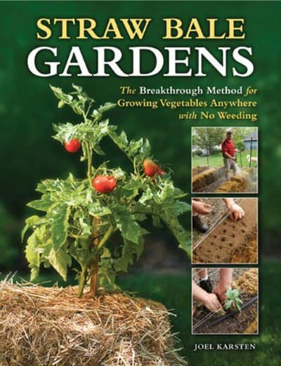 Straw Bale Gardens Book 1st Edition